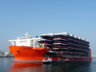 Самый крупный корабль