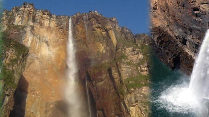 самые высокие водопады мира топ-10