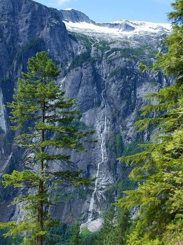 Самые высокие водопады Джеймс Брюс