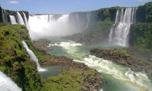 самые высокие водопады мира