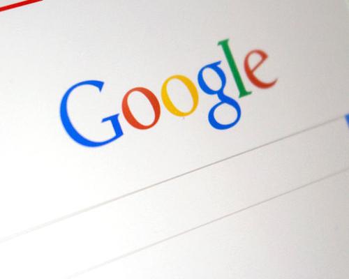 Интернет сайт Google Search