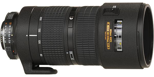 Nikon ED AF Nikkor 80-200mm 1:2.8D (MKIII)