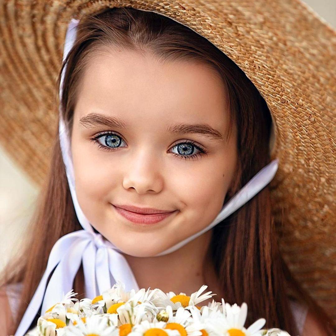 Самые красивые девочки мира: Анастасия Князева