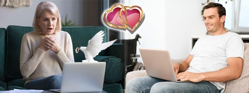 Знакомства онлайн аферисты в сетях