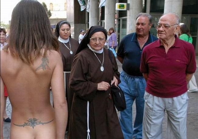 Женская зависть: святые тоже испытывают зависть