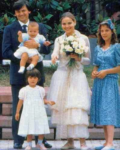 Орнелла Мути вышла замуж